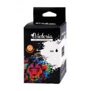 F6V25AE Tintapatron Deskjet Ink Advantage 1115 nyomtatókhoz, VICTORIA 652, fekete, 12ml (TJVF6V25)