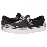 Vans Classic Slip-On X A Tribe Called Quest Collab Black