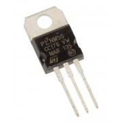 STMICROELECTRONICS STP12NM50 Tranzystormos-fet TO-220 (n-channel) 500V 12A 100MHz