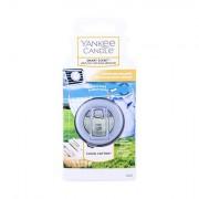 Yankee Candle Clean Cotton vůně do ventilace v autě 4 ml miniatura unisex