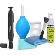 Gizga essentials Professional Lens Pen Pro System and 6-in-1 cleaning kit combo for Computers Laptops Mobiles