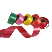 De-Ultimate (Set Of 5)Multicolor Curly Ribbons Roll of 25 Meter Each for Decorations Gift Wrapping Arts And Craftwork