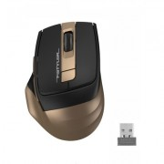 Оптична мишка A4tech FG30 Fstyler, безжична, Бронз