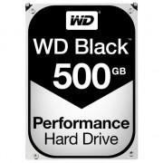HDD WD Black 500GB, 7200rpm, 64MB cache, SATA III