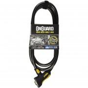 Candado De Cable Con Llave Akita Mod. 8036 Onguard.