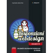 Responzivní webdesign Okamžitě(Craig Sharkie; Andrew Fisher)