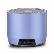 EWA A3 3D Stereo Music Surround Wireless Portable Bluetooth Subwoofer Mini Speaker - Purple