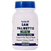 Healthvit Saw Palmetto 160mg 60 Capsules