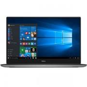 Laptop DELL, XPS 15 9560, Intel Core i5-7300HQ, 2.50 GHz, HDD: 256 GB, RAM: 8 GB, video: Intel HD Graphics 630, nVIDIA GeForce GTX 1050, webcam