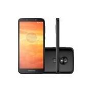 Smartphone Motorola Moto E5 Play, Preto, XT1920 Tela de 5.4, 16GB, 8M