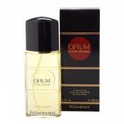 Ysl opium pour homme eau de toilette vapo uomo 100 ml