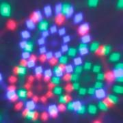 Luci Da Esterno Proiettore Caleidoscopico led multicolor con giochi automatici