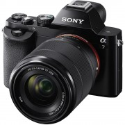 Sony A7 Aparat Foto Mirrorless 24MP Full Frame Full HD Kit cu Obiectiv 28-70 F/3.5-5.6 OSS