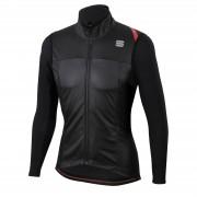 Sportful Fiandre Strato Wind Jacket - XL - Black