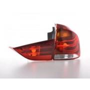 FK-Automotive fanali posteriori LED BMW X1 E84 anno di cost. 09-13 rosso/chiaro
