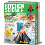 Set educativ Kids Labs - Kitchen Science, Stiinta in bucatarie