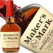 Bourbon Whisky Maker's Mark 700ml