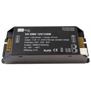 HV DMX 12V/135W vezérlő