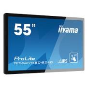 iiyama ProLite TF5537MSC-B2AG 55' PCAP, AG, 12P, 1920x1080, zero bezel