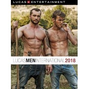 Calendar 2018 Lucas Men International Calendars