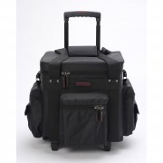 Magma LP-Bag 100 Trolley negro/negro