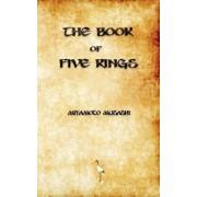 The Book of Five Rings, Paperback/Miyamoto Musashi