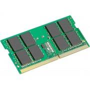 Kingston DDR4 16 GB SO DIMM 260-pin 2400 MHz PC4-19200 1.2 V senza buffer non ECC