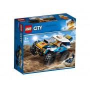 Set de constructie LEGO City Masina de raliu din desert