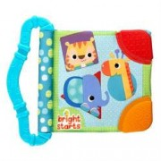 Bright Starts-8475A Jucaria Rontaie si Invata Teethe and Read Albastru