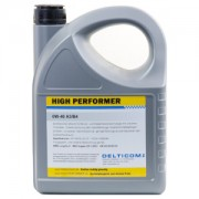 High Performer 0W-40 5 Liter Burk