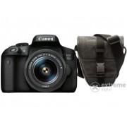 Aparat foto Canon EOS 750D (obiectiv 18-55 DC III)