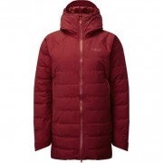 Rab Valiance Parka Women - crimson UK 12