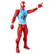 Figurina Hasbro Spider-man Titan Hero Series Marvel's Scarlet Spider