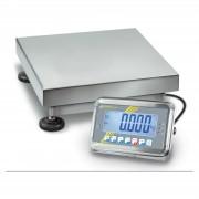 KERN Balance plateforme en acier inoxydable SFB 50K-3XL 50 kg / 10 g