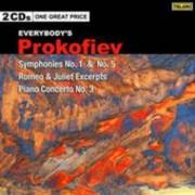 S Prokofiev - Symphonies No.1&5 (0089408073922) (2 CD)