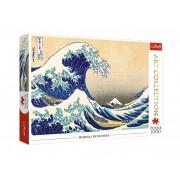 Trefl Puzzle Slagalica The Great Wave of Kanagawa 1000 kom (10521)