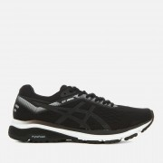 Asics Running Women's GT-1000 7 Trainers - Black/White - UK 6 - Black