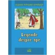 Legende despre ape - Legende populare romanesti