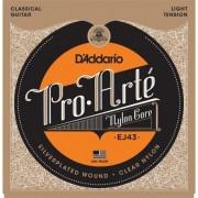 D'addario EJ43 Pro Arte Light