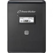 UPS POWERWALKER VI 1500 LCD, 1500VA, Line Interactive