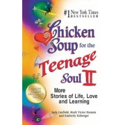 Chicken Soup for the Teenage Soul II: More Stories of Life, Love and Learning, Paperback