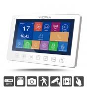 LCD monitor videotelefonu VERIA 7076B bílý