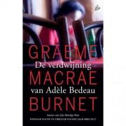 De verdwijning van Adèle Bedeau - Graeme Macrae Burnet