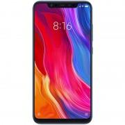 Telefon mobil Xiaomi Mi 8 Blue, RAM 6Gb, Stocare 128GB
