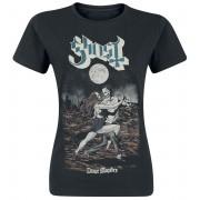 Ghost Dance Macabre Damen-T-Shirt - Offizielles Merchandise S, M, L, XL, XXL Damen