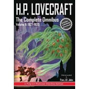 H.P. Lovecraft, the Complete Omnibus Collection, Volume II: 1927-1935, Hardcover/Howard Phillips Lovecraft