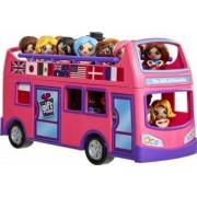 Set de jucarii JAKKS Pacific Autobuz