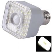5W Sensor Day White LED Automatic LampInput: 220V/AC Model:AL-102(Grey)