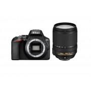 Nikon D3500 + 18-140 F/3.5-5.6G ED VR - MENU' INGLESE - 2 Anni di Garanzia in Italia