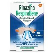 Glaxosmithkline C.Health.Spa Rinazina Respirabene Cerotti Nasali Classici Carton 30 Pezzi